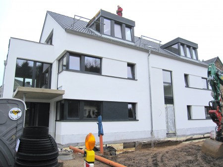 Hochbau - Mehrfamilienhaus